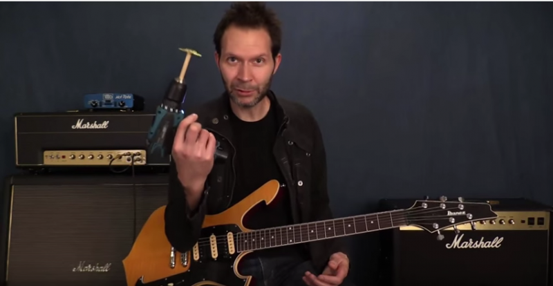 paul gilbert guitar drill