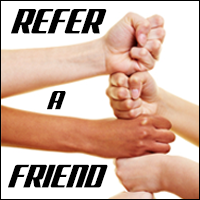 refer a friend badge