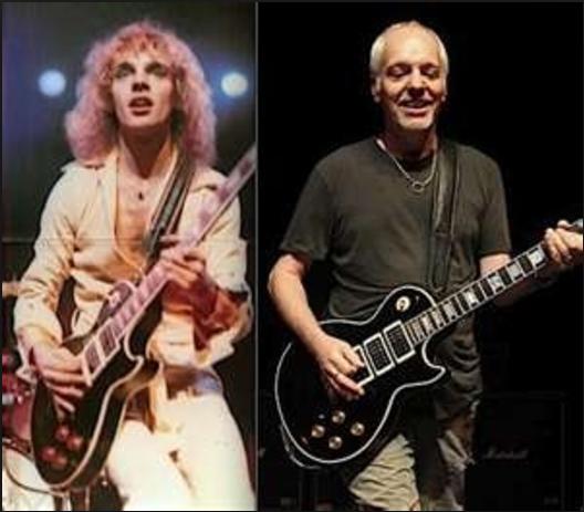 rock guitar peter frampton