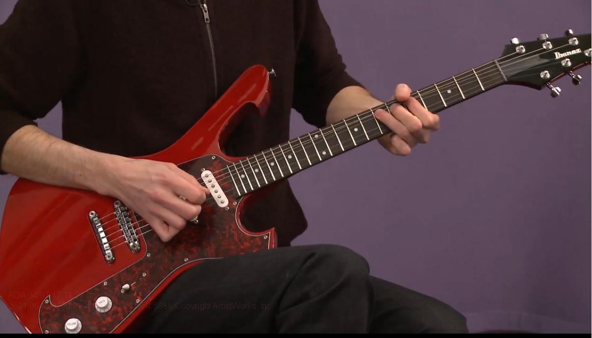 rock guitar solos