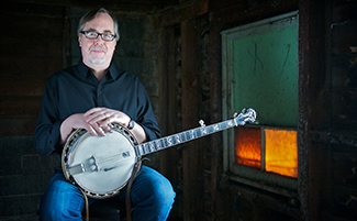 tony trischka, banjo