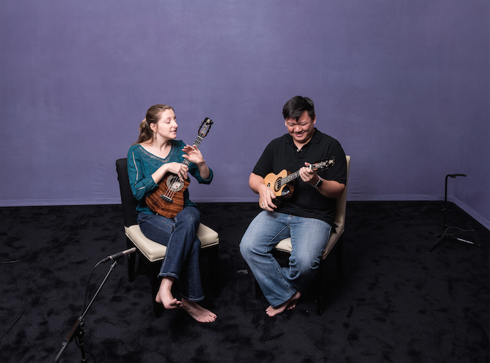 ukulele lessons with sarah maisel and craig chee