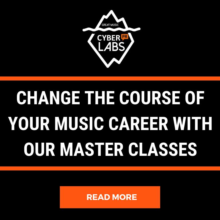 Cyber PR - Music Industry, Musician Marketing, Workshops, PR Agency