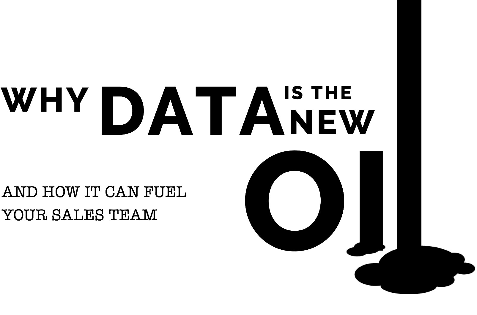 why data is the new oil webinar