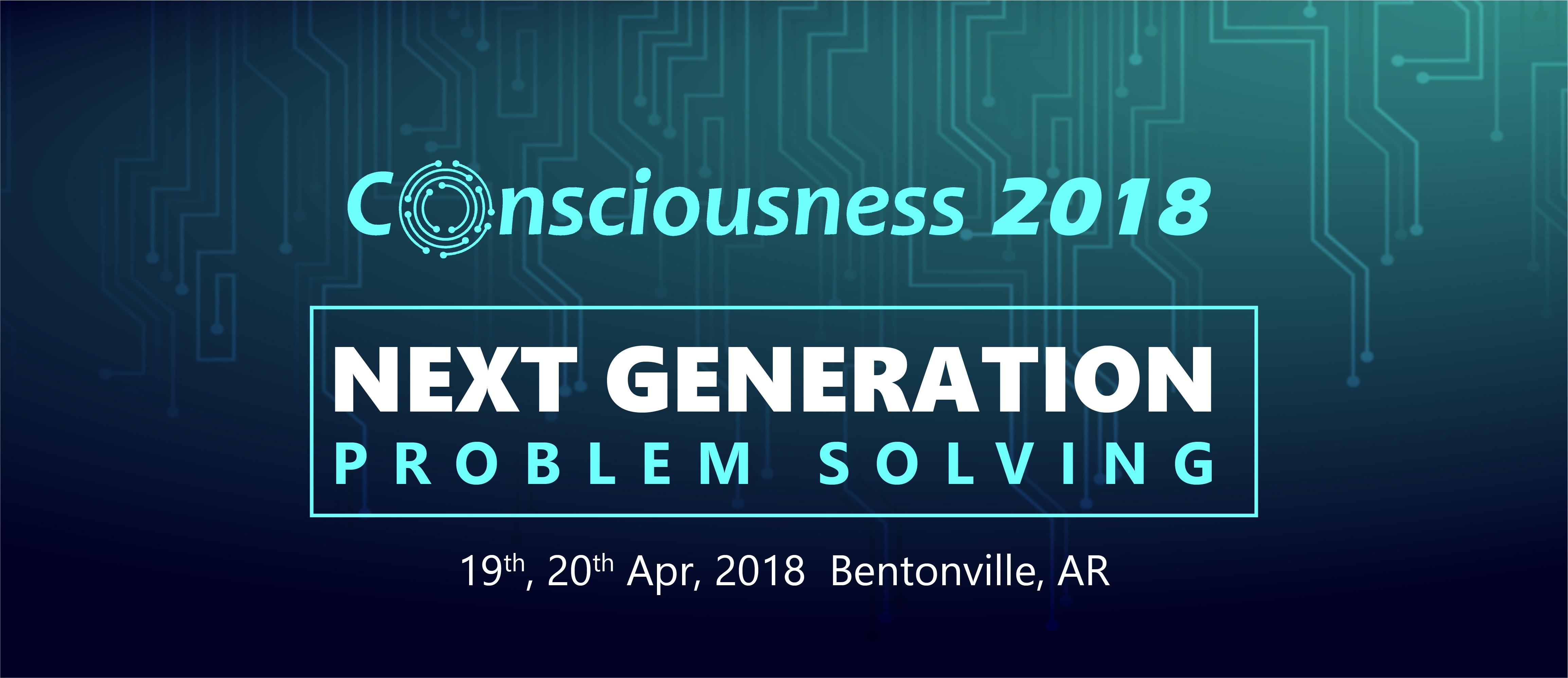 Consciousness 2018
