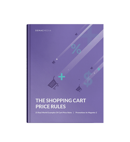 25 real world examples of magento shopping cart price rules download our free updated version of this ebook for magento 2 by clicking here or the button below fandeluxe Gallery