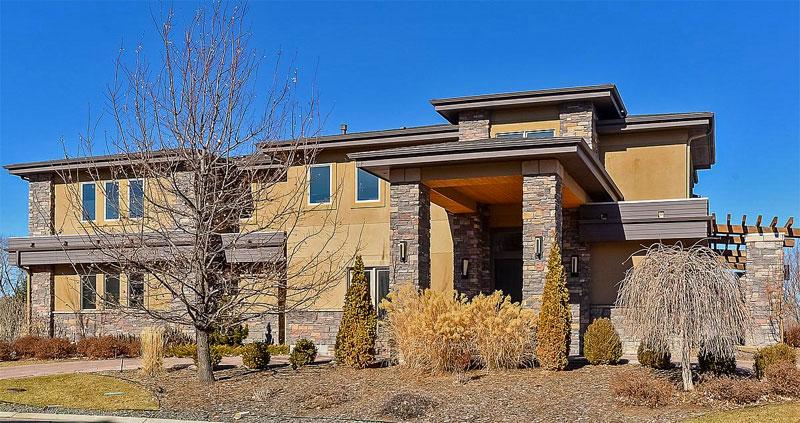 Frank Lloyd Wright Prairie Style frank lloyd wright's iconic prairie-style architecture