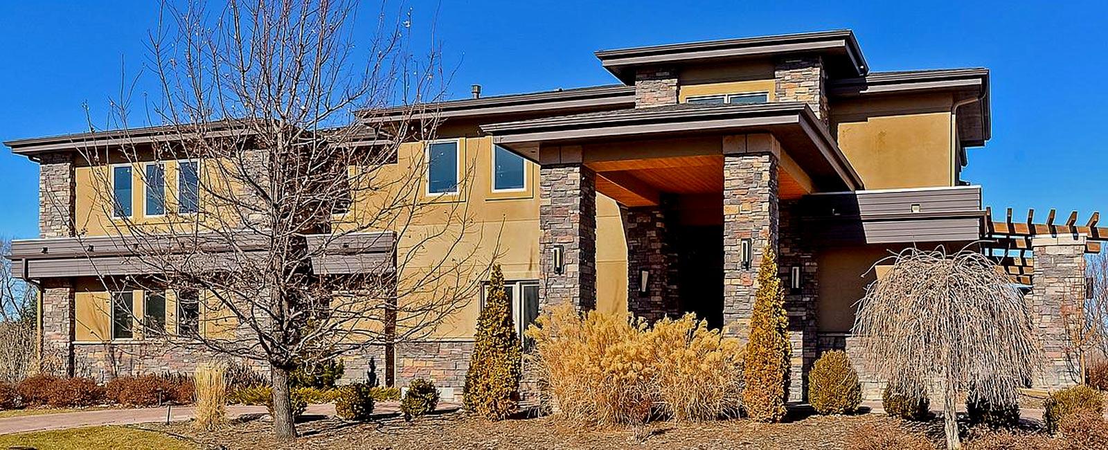 Frank lloyd wright 39 s iconic prairie style architecture - Frank lloyd wright style ...