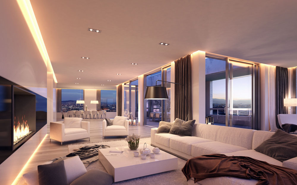 Spectacular Penthouse, Zurich, Switzerland