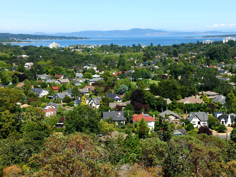"""The Oak Bay area has the highest number of expensive homes in Victoria,"" says Newport Realty's Jack Petrie. Image: Shutterstock"