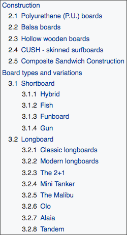 Wikipedia Contents Menu