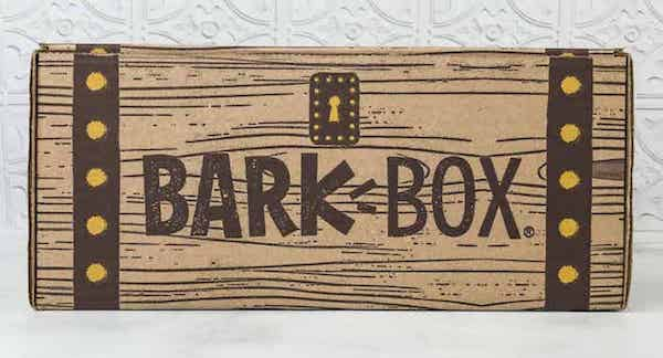 BarkBox Branded Packaging