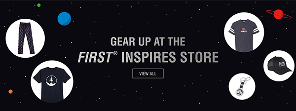 Visit the FIRST Store