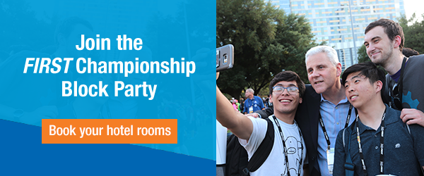 Book Your FIRST Championship Hotel Rooms
