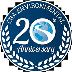 ERA 20th Anniversary Badge
