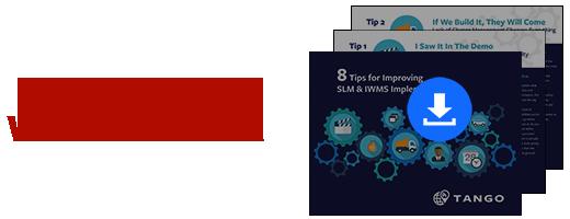 Blog - White Paper (8 Tips for SLM-IWMS)
