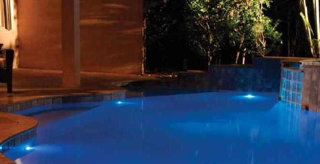 Are LED Pool Lights Worth the Monty Waukesha