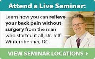 Upcoming Seminars at Illinois Back Institute