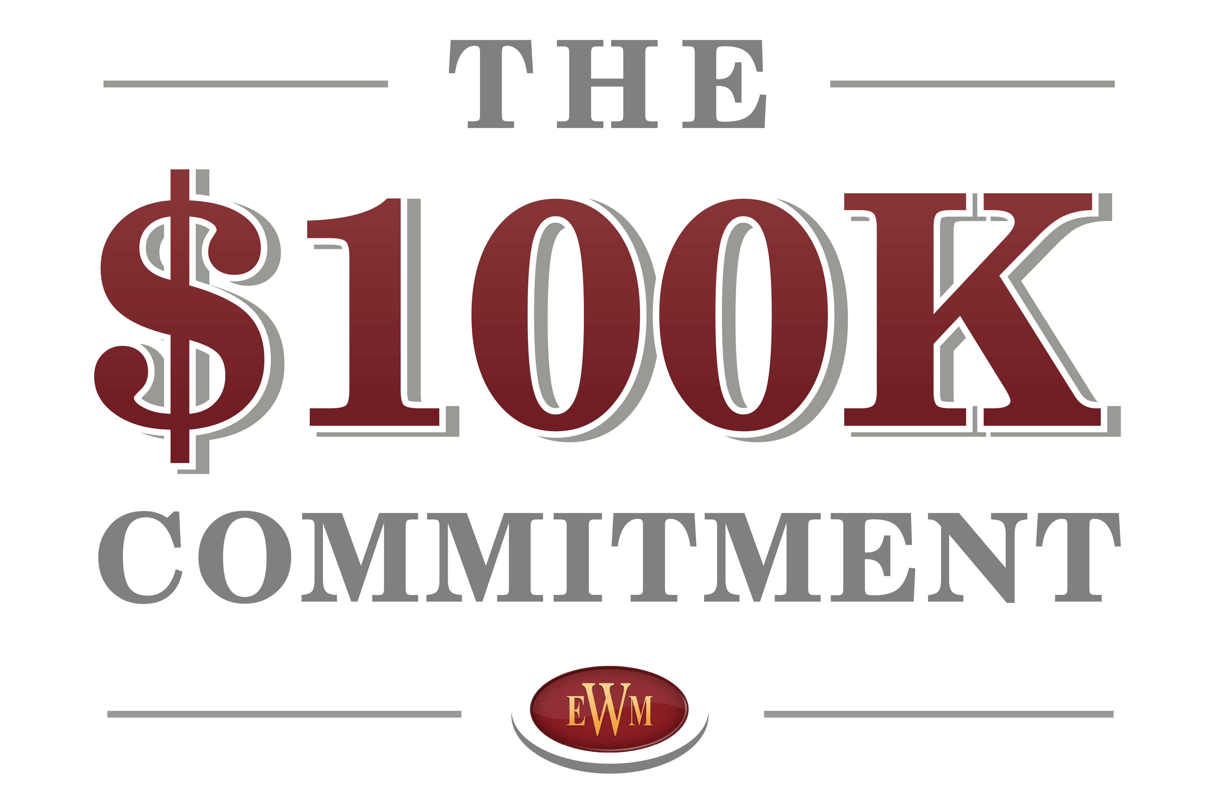 The 100K Commitment