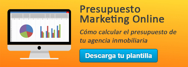 presupuesto plan marketing online