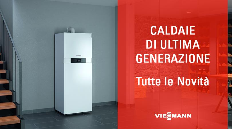 Caldaie di ultima generazione tutte le novit for Caldaia a condensazione viessmann