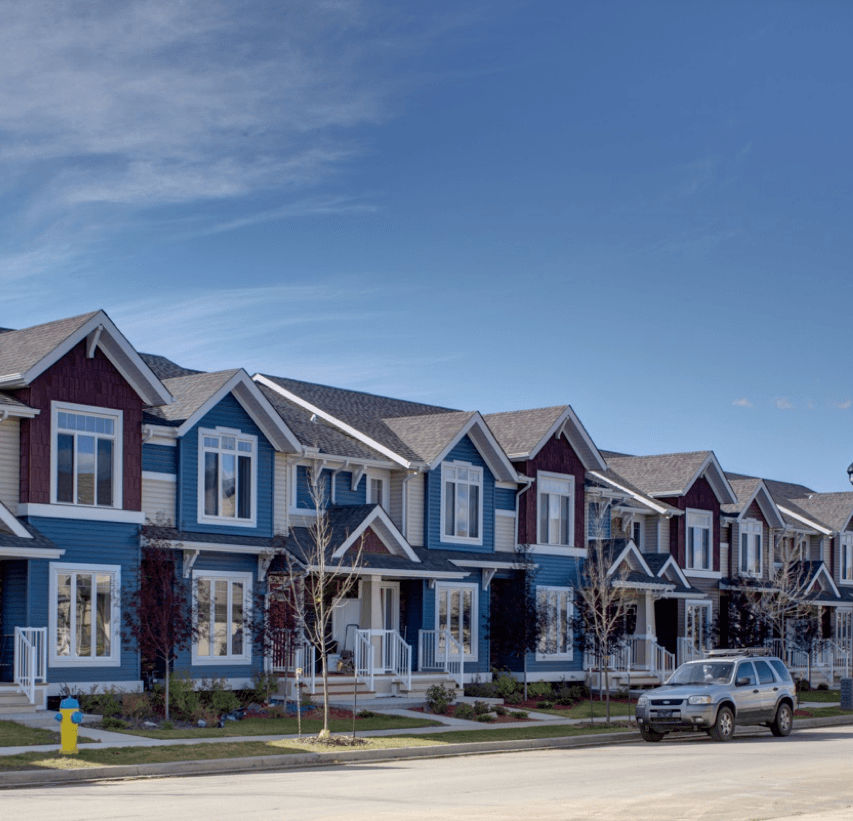 Home Styles You'll Find in Qualico Communities Townhomes Image
