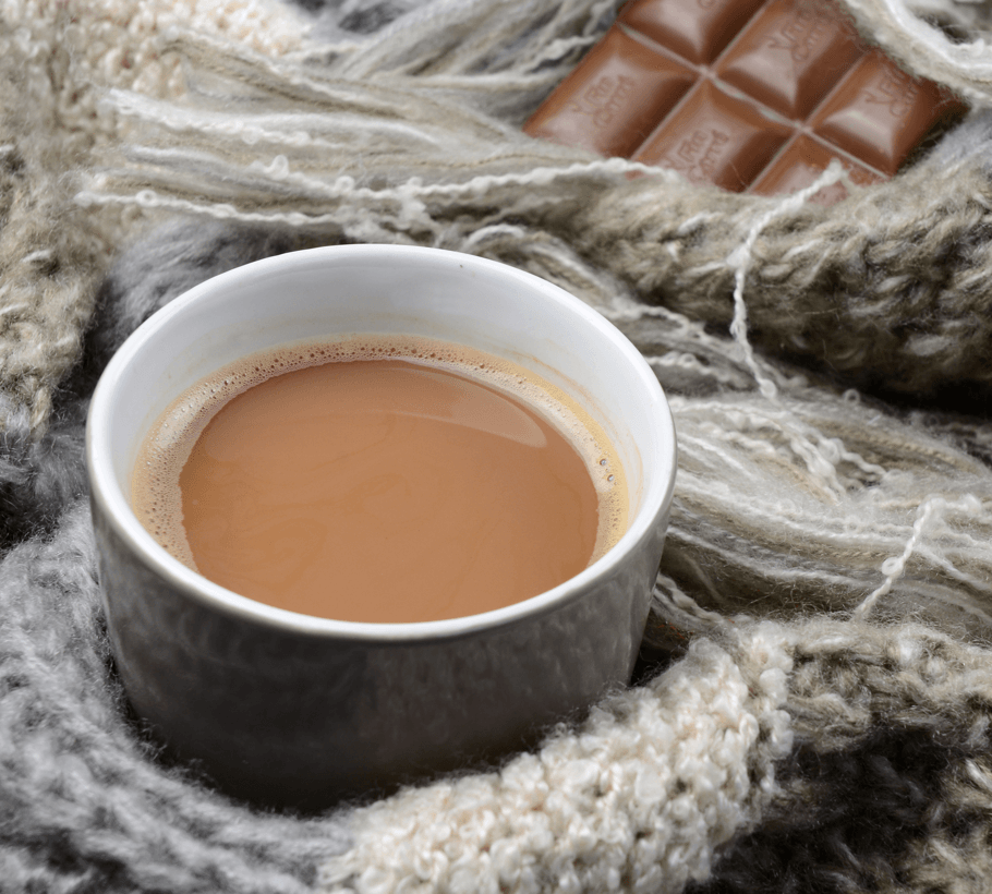 Ways to Make Your Home Feel Warmer As Winter Sets In Hot Chocolate Image