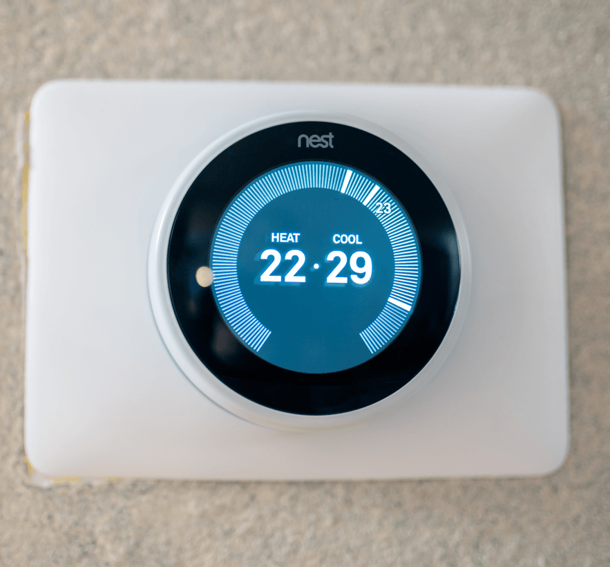 Smart Home Gadgets That Make Great Christmas Gifts! Nest Thermostat Image