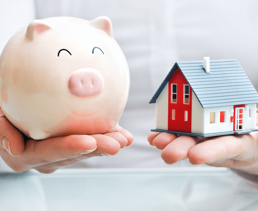 Is it Time to Move Up to a Bigger Home? 7 Ways to Tell if You're Ready Piggy Bank Image