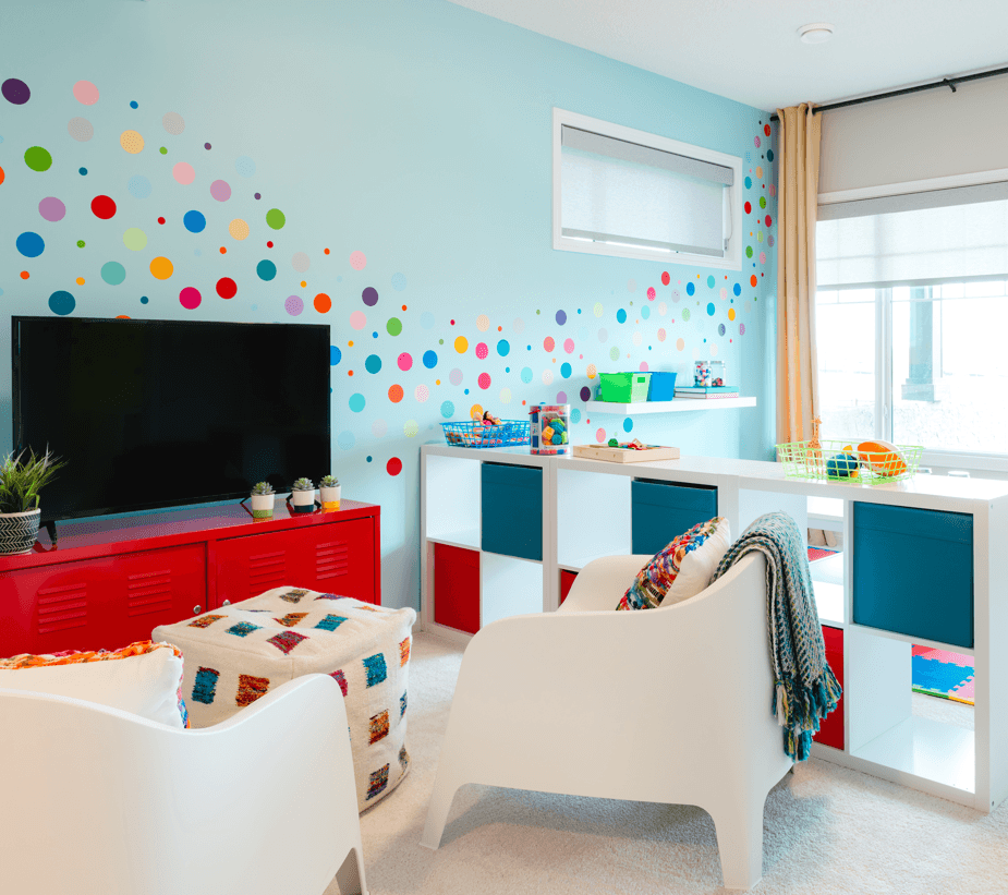 The Complete Guide to Finding a Home With Enough Space for Everyone Playroom Image