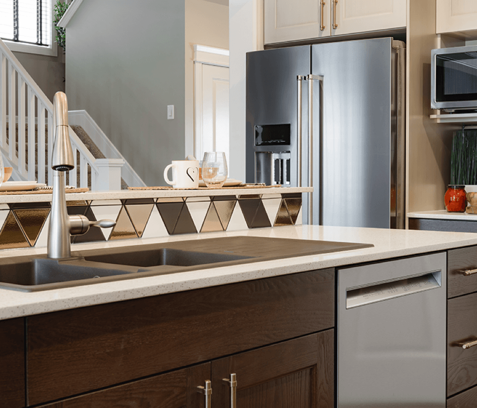 So How Do You Choose a Great Edmonton Home Builder? Kitchen Image