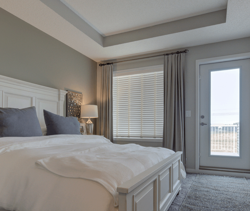 Tips for Finding the Right Floor Plan for Your First Home Bedroom Image