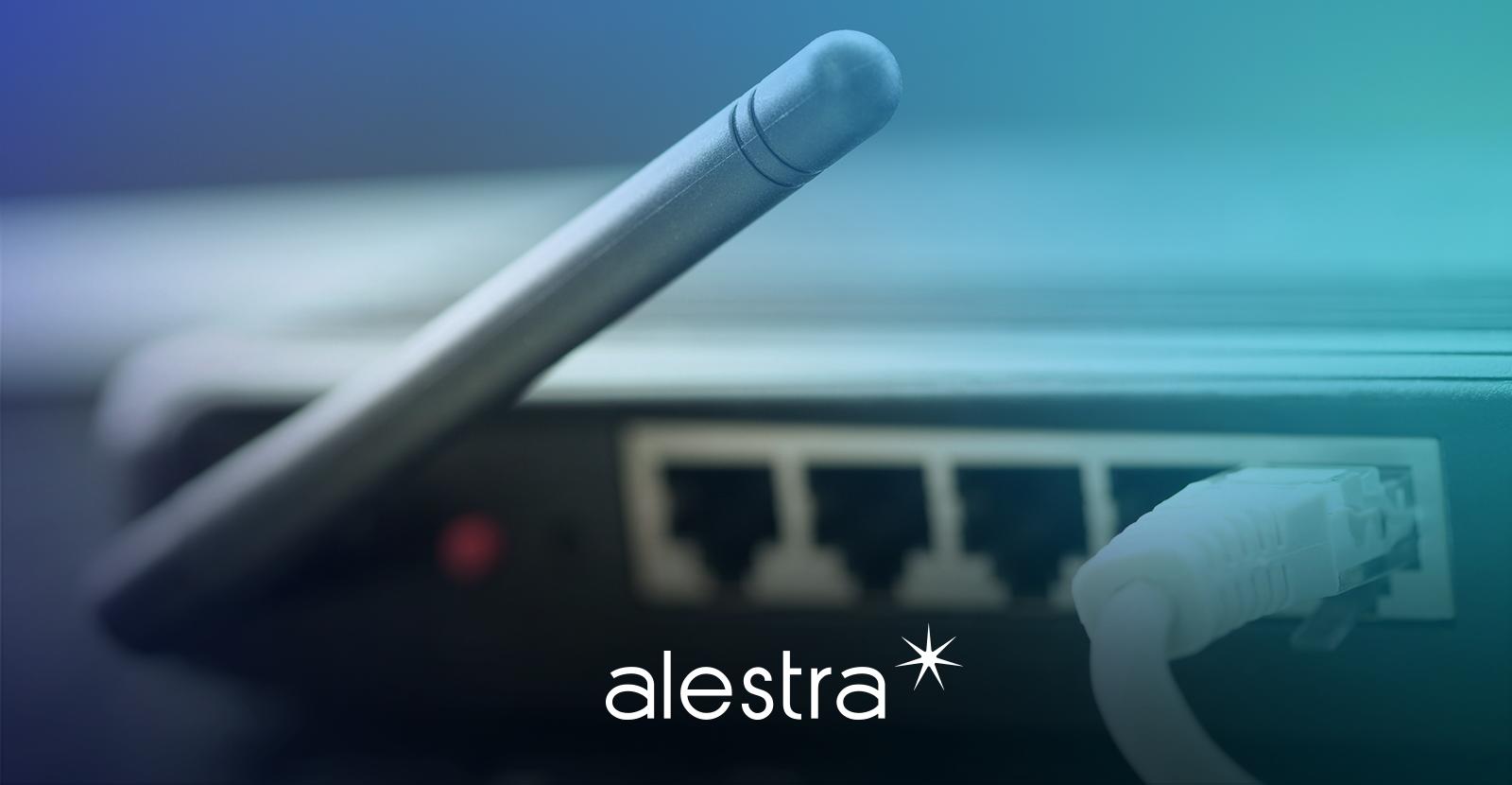 Internet optimizado y seguro, soluciones Alestra, conectividad, problemas de internet, soluciones de internet, COVID-19, Cuarentena