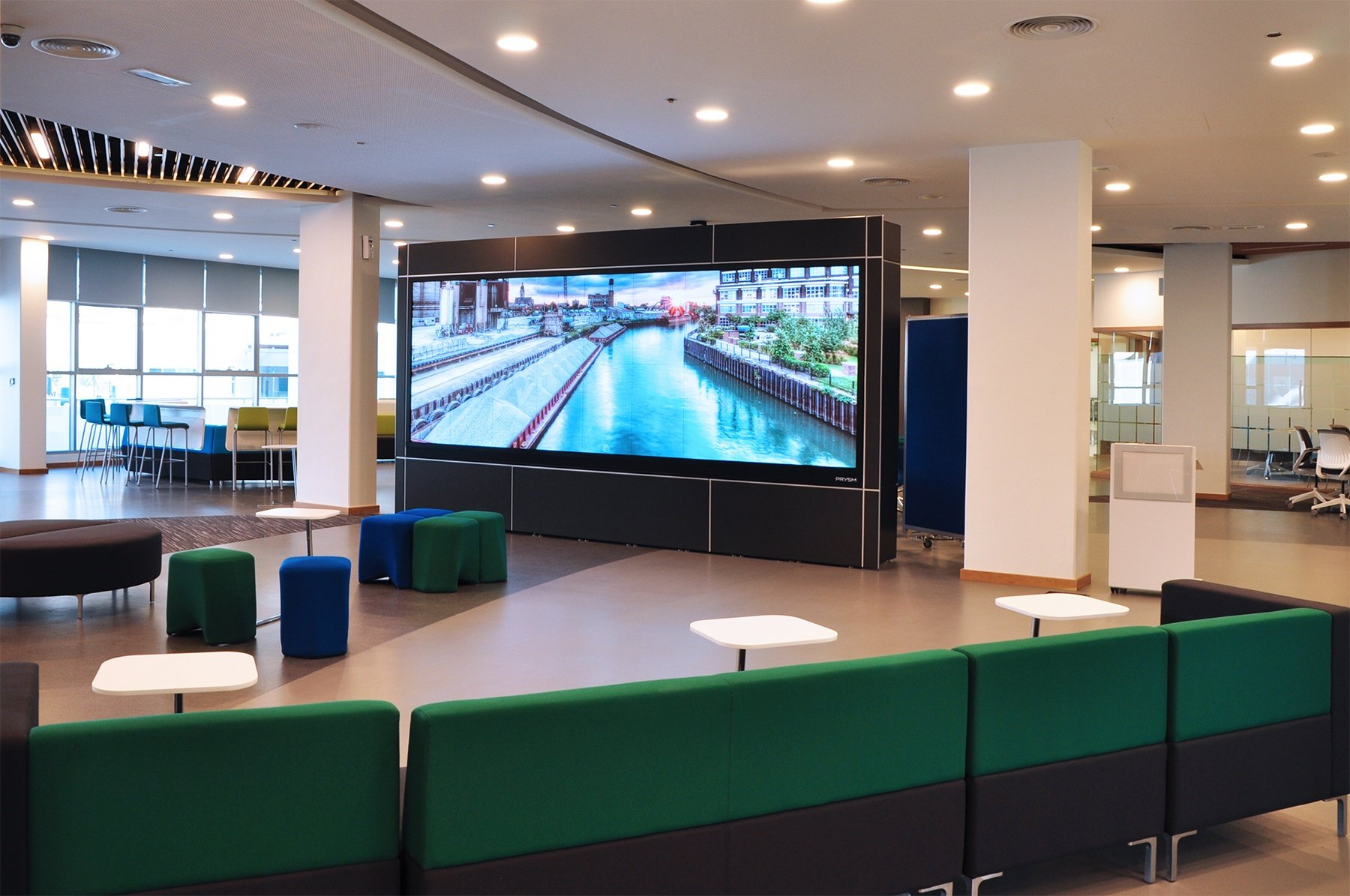 GEMS Education Selects Prysm for Groundbreaking Blended Learning Plaza
