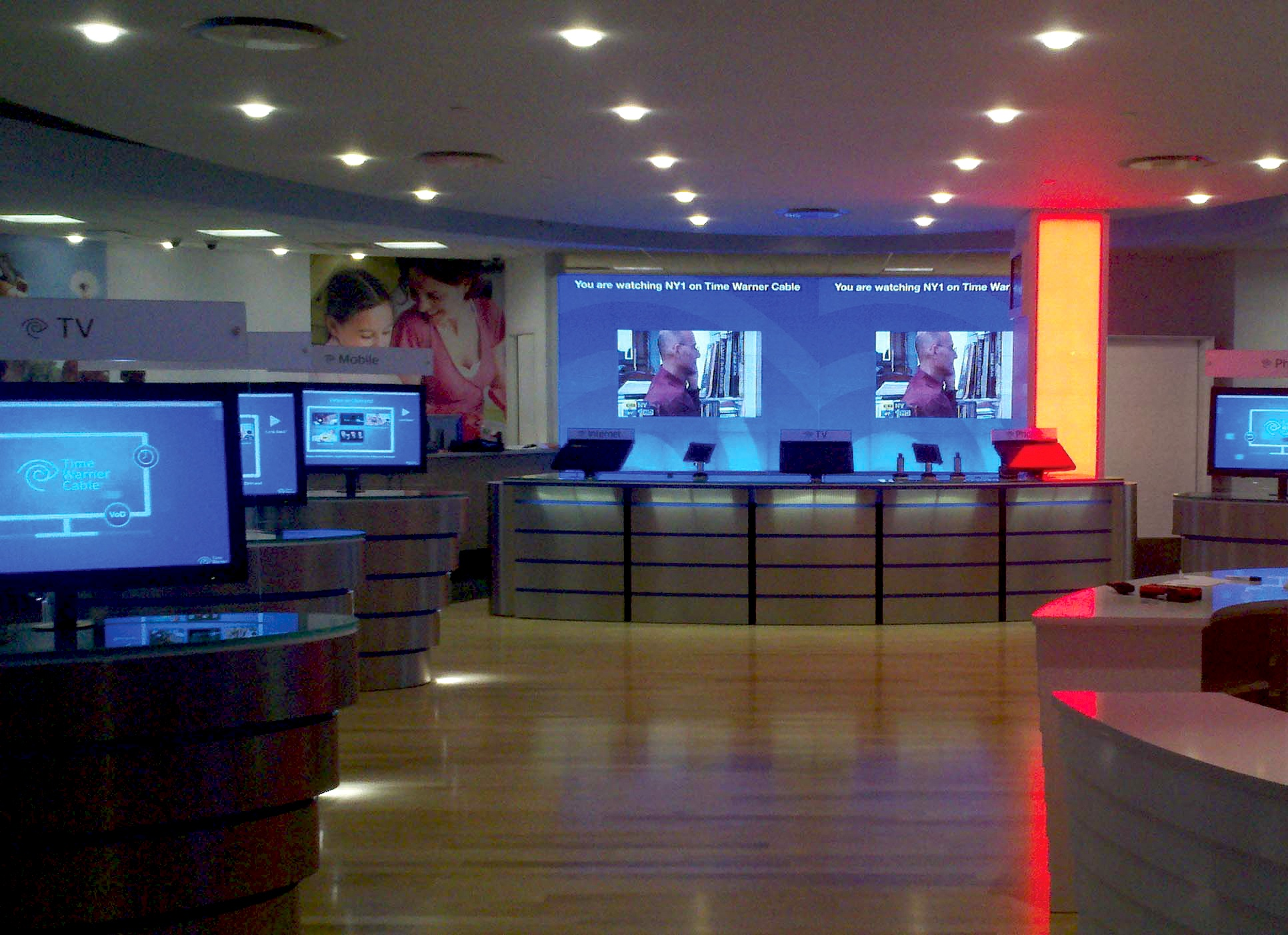 Time Warner Cable Selects Prysm's LPD in New Time Warner Cable Location