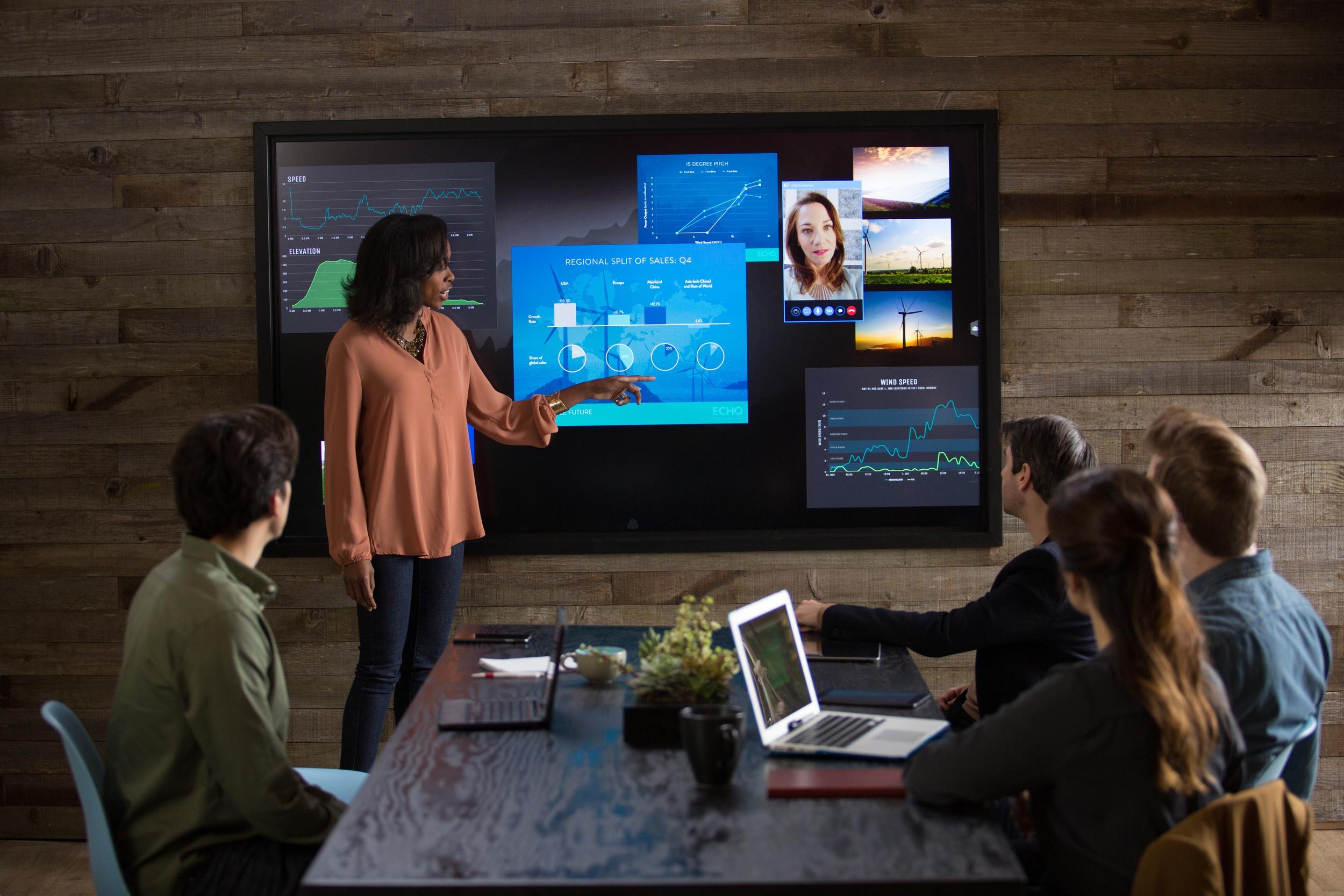 "Prysm Unveils New 98"" LCD Display"