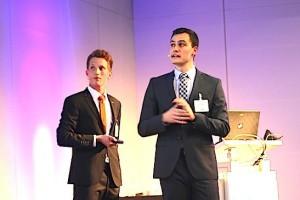 Julius Kretz und Dominik Vollrath