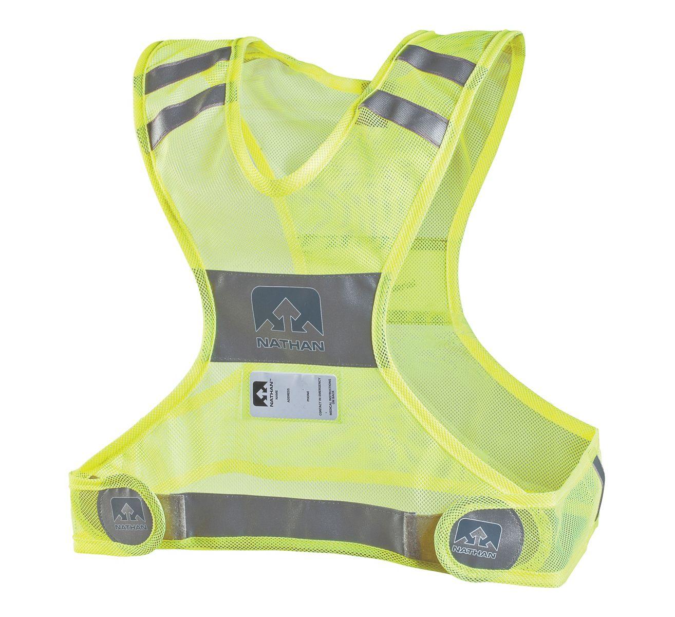 7 best reflective running vests. Black Bedroom Furniture Sets. Home Design Ideas