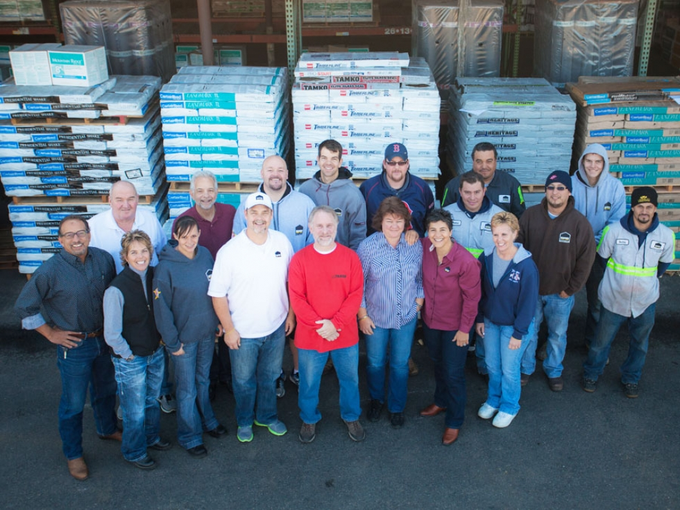 Gannon Roofing Supply To Join The Srs Family Of Companies