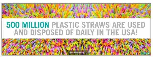 500millionplasticstraws