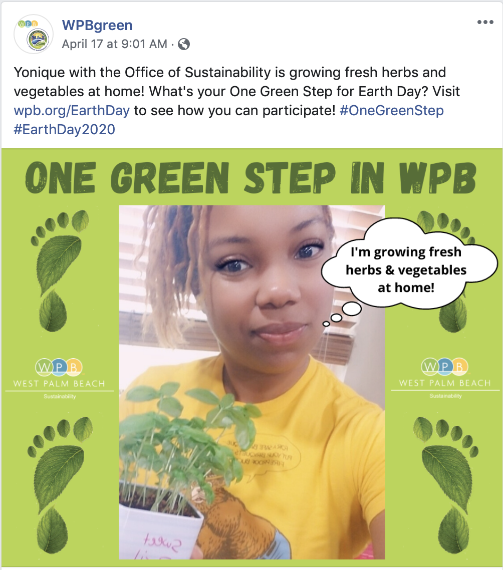 West Palm Beach One Step Green