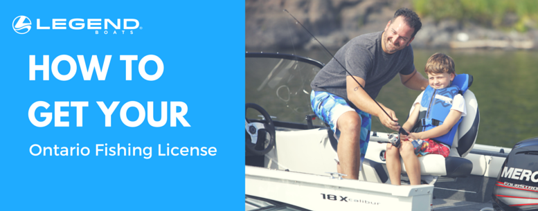 How to get your ontario fishing license for Where do i get a fishing license