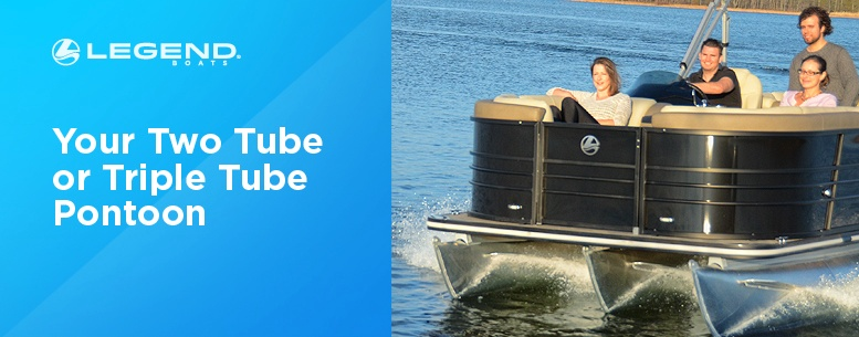 Your Two Tube or Triple Tube Pontoon Boat Buying Guide