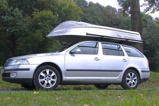 boat car topper