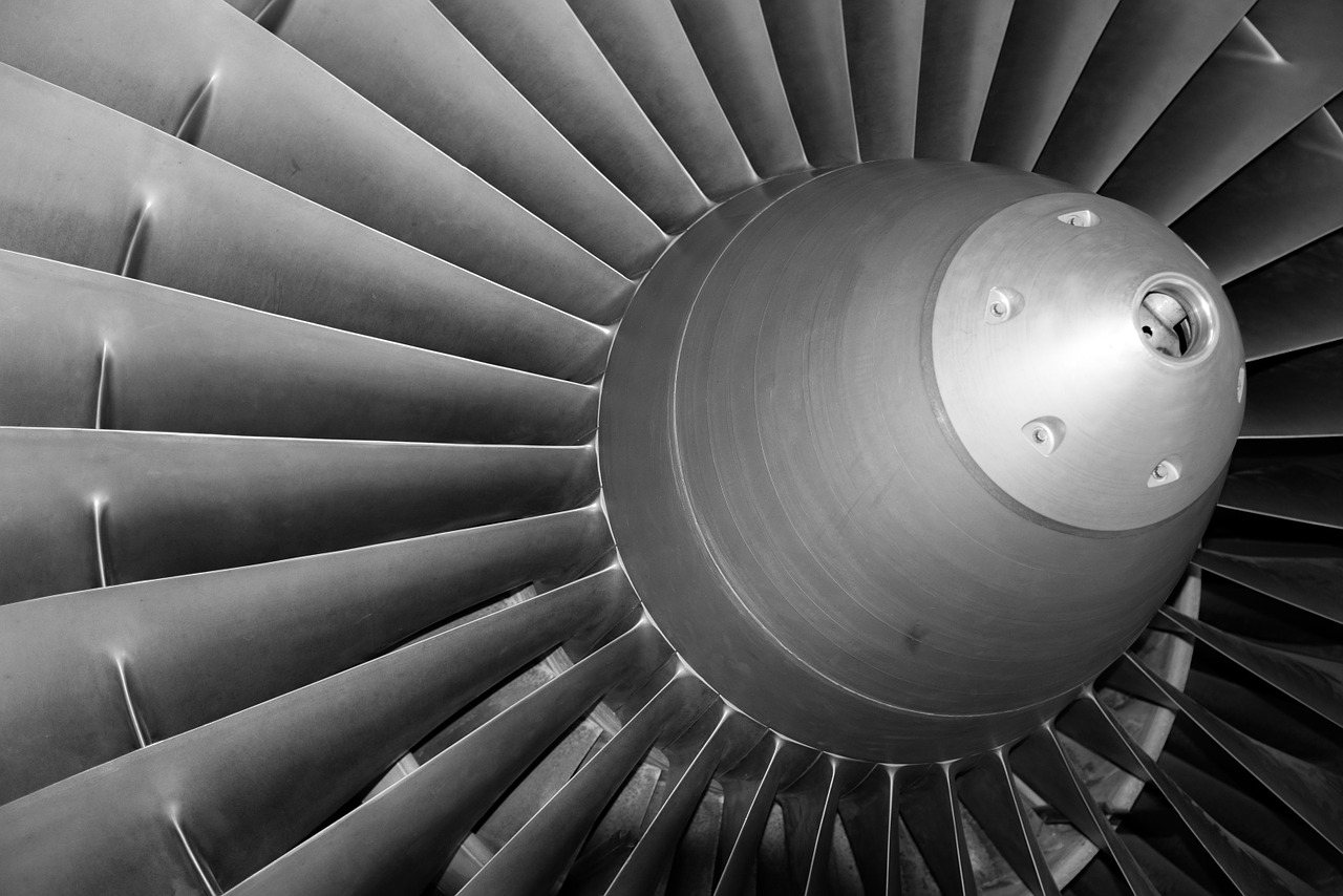 Aerospace Parts Production and CMMs