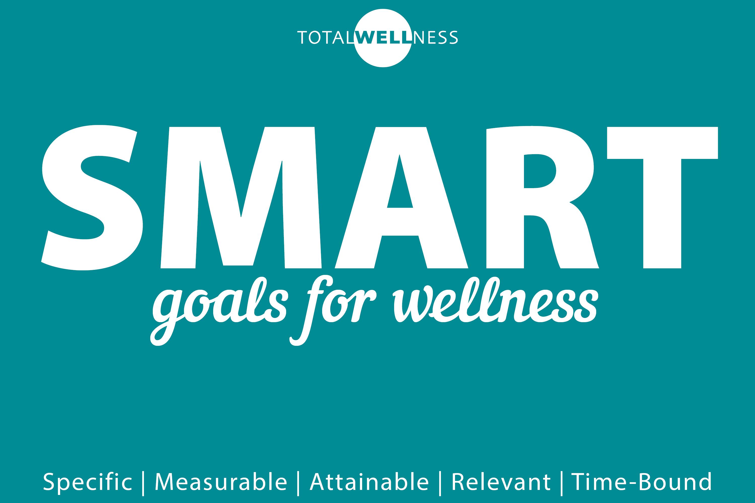 Focusing on Smart Goals in Your Employee Wellness Program