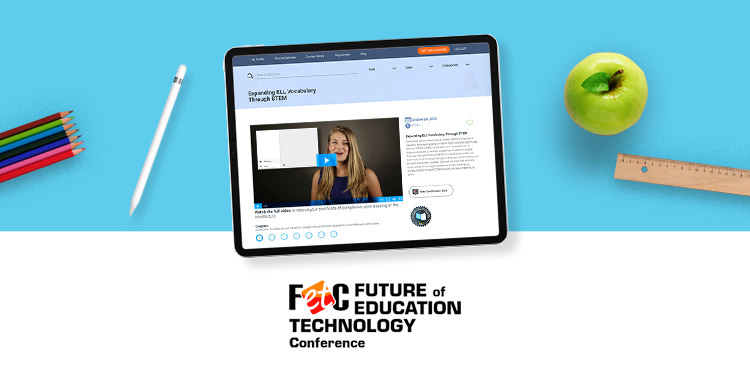 Teq at Future of Education Technology Conference 2019
