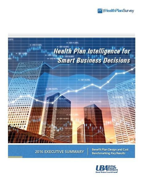 UBA Health Plan Survey Executive Summary
