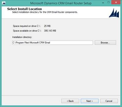 Configuring the CRM Email Router for CRM Online and Office 365