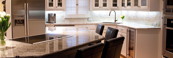Fancy Countertops Kitchen Remodeling